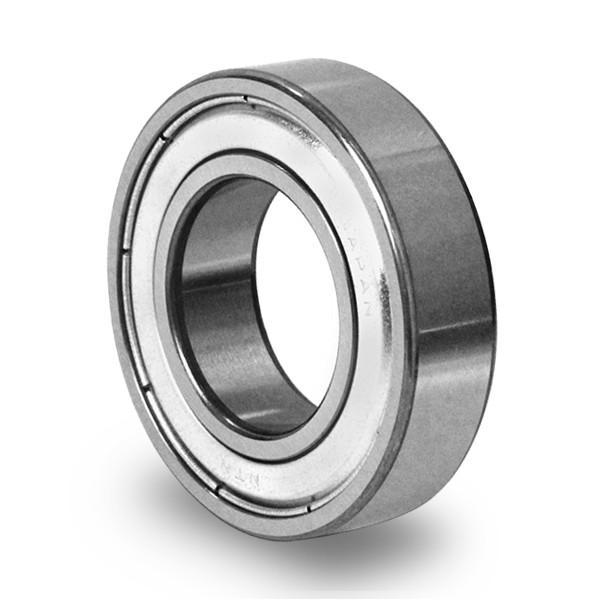 200 mm x 360 mm x 120,7 mm  Timken 200RU92 Cylindrical Roller Bearing #1 image