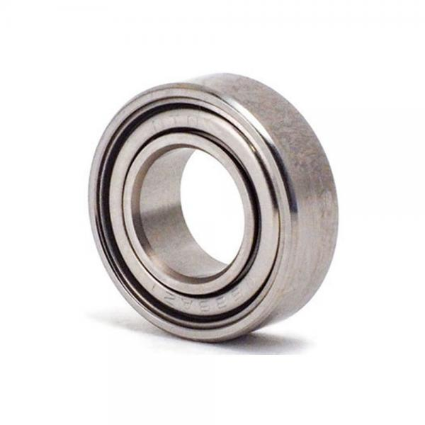 NSK BA190-1E2 DB Angular contact ball bearing #2 image