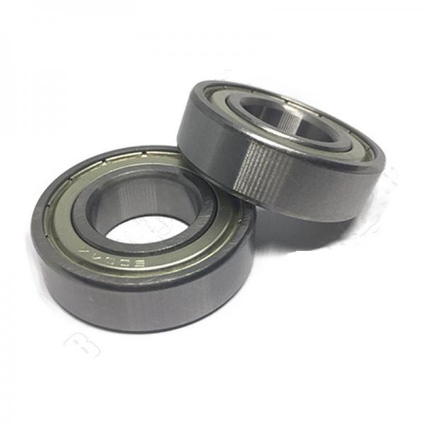 Timken T611 Machined Thrust Tapered Roller Bearings #1 image
